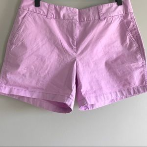 "Vineyard Vines washed dayboat shorts 5"" lilac 6"